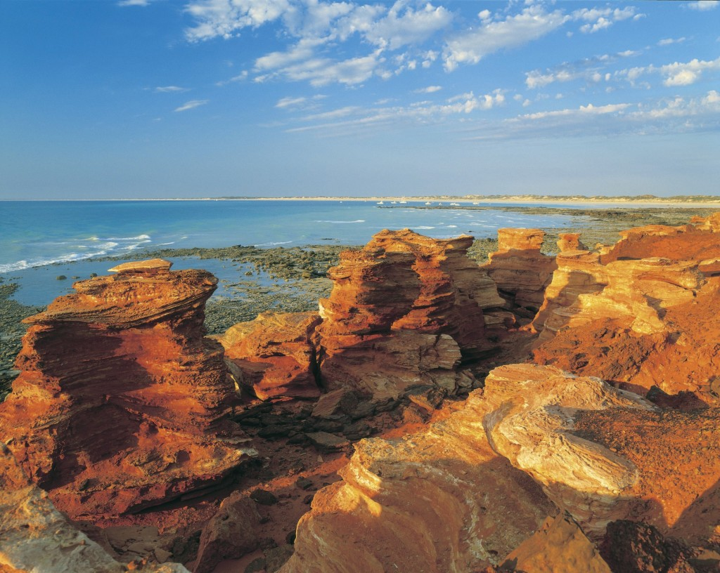 Gantheaume Point, Broome | Courtesy of Tourism Western Australia