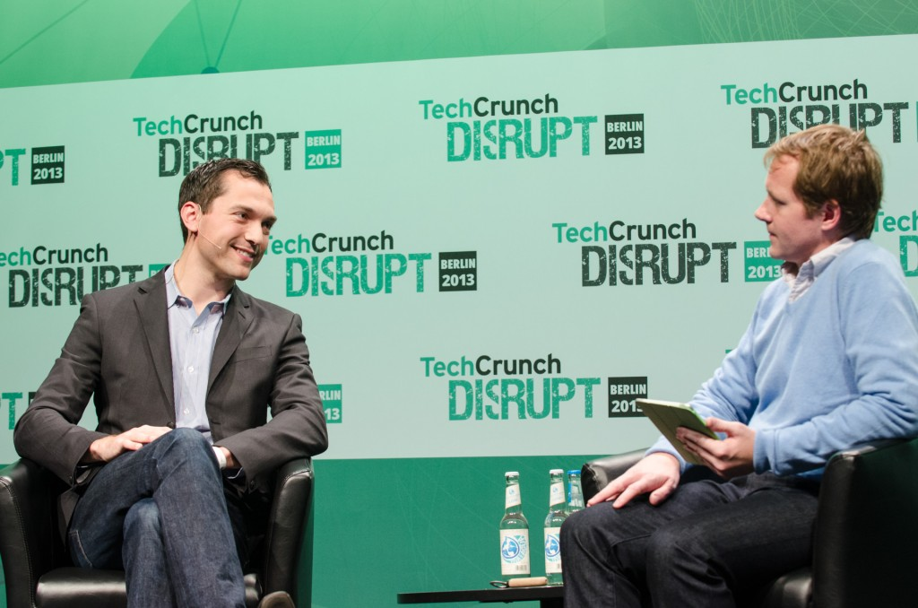 AirBnb's co-founder and CTO, Nate Blecharczyk 📷 Tech Crunch