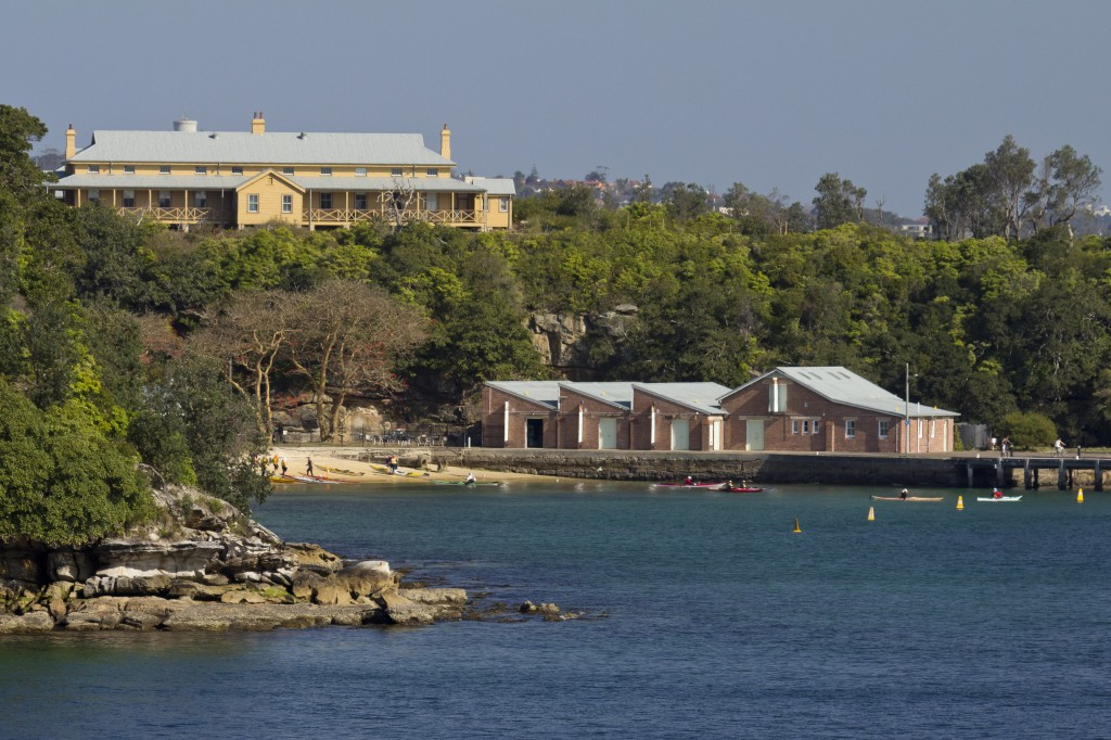 Q Station on Quarantine Beach, Manly | Courtesy of Destination NSW © Andrew Gregory