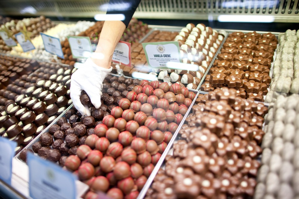 Chocolate at Margaret River Chocolate Factory | Courtesy of Tourism Western Australia