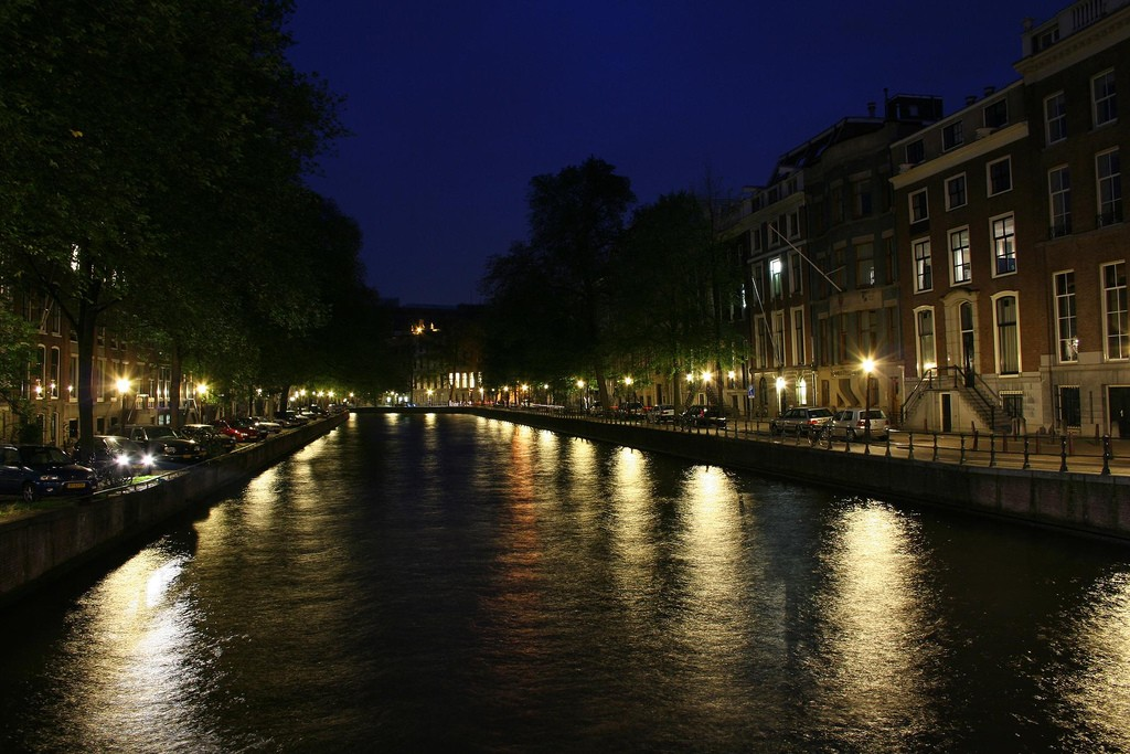 There's plenty of horrors lurching in Amsterdam's canals   © Aurel Ichim / Flickr