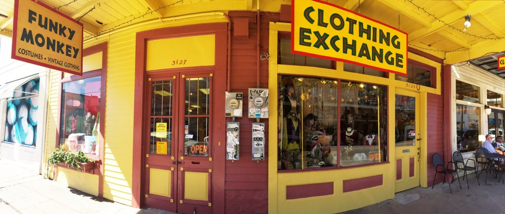 Funky Monkey Store Entrance, courtesy of Funky Monkey