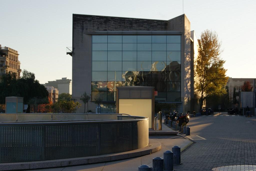 The Barcelona campus of the UPC   © Teresa Grau Ros