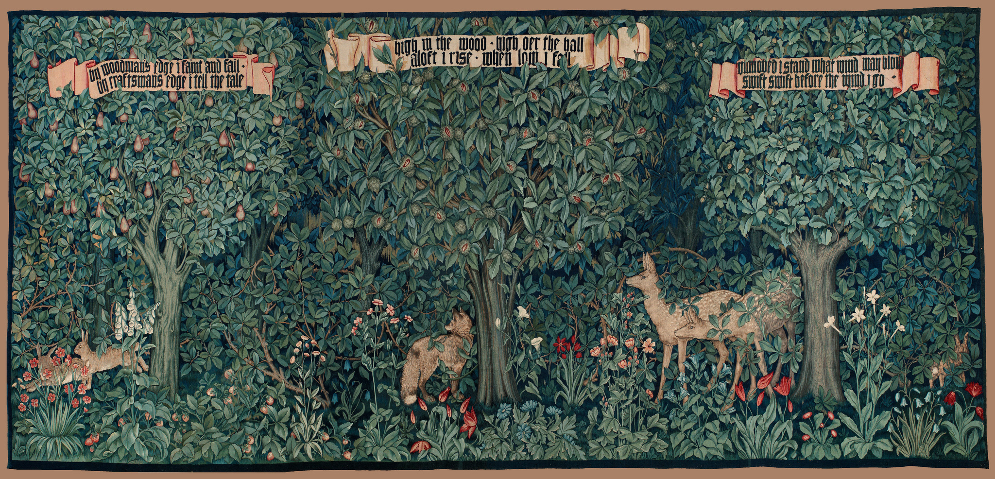William Morris The Socialist Interior Designer Who Revived British Craftsmanship on William Morris Red House Interior