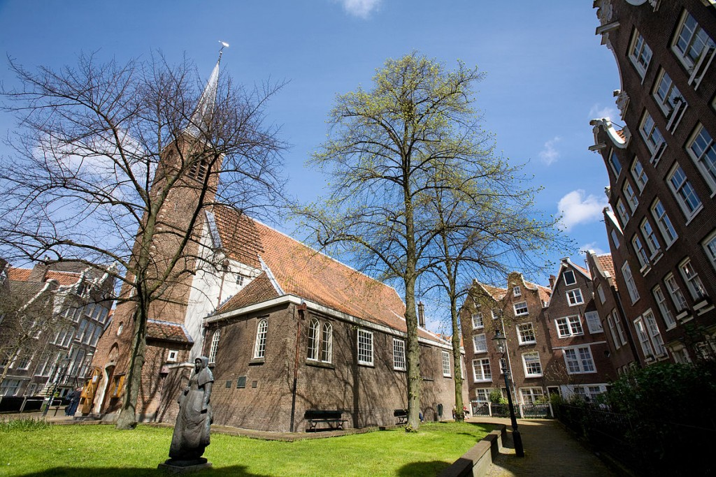 The English Reformed Church | © Jorge Royan / WikiCommons