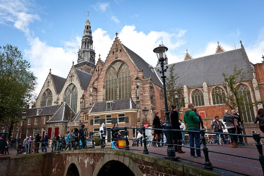 De Oude Kerk | © jimmyweee / WikiCommons