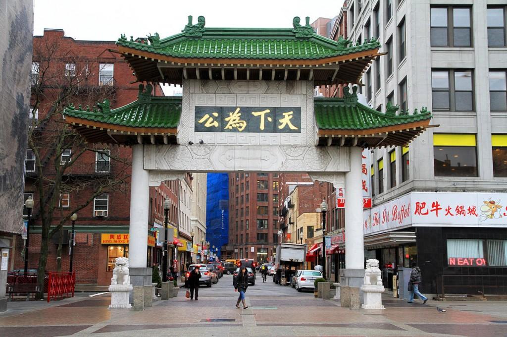 Chinatown| ©Ingfbruno/Flickr
