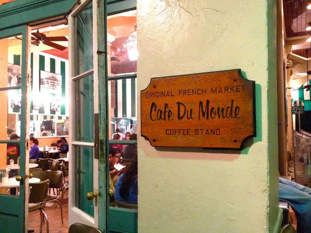 Original French Market Coffee Stand   © Didier Moïse/WikiCommons