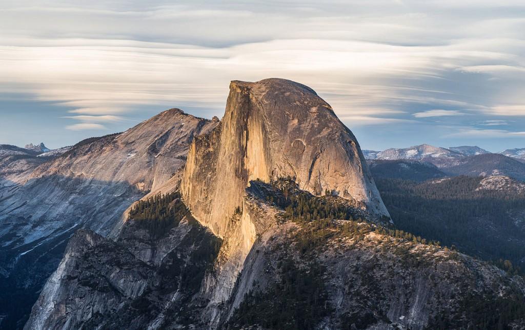 Half Dome © Diliff/Wikipedia