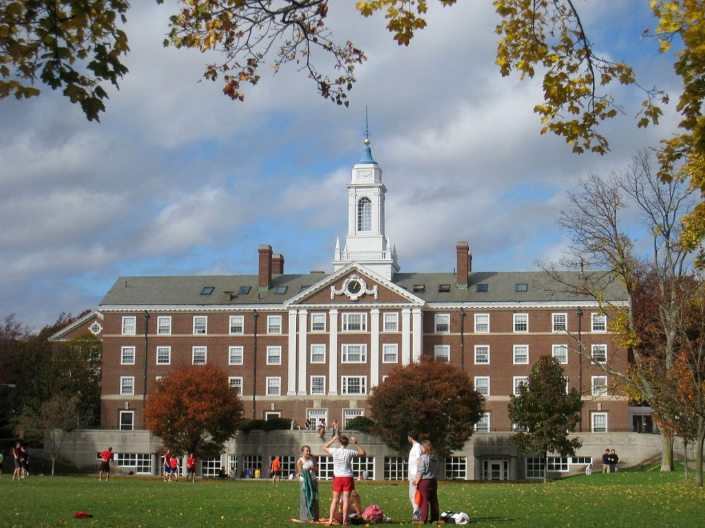 Radcliffe College  ©Daderot/Wikipedia