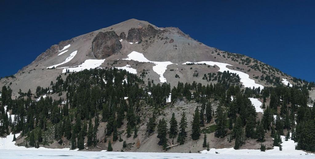 Lassen Peak © Daniel Schwen/Wikipedia