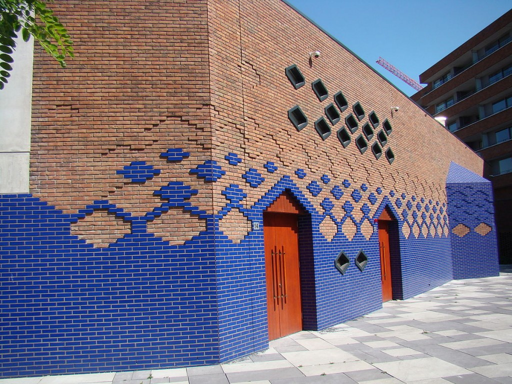 De Blauwe Moskee | © Arch / WikiCommons