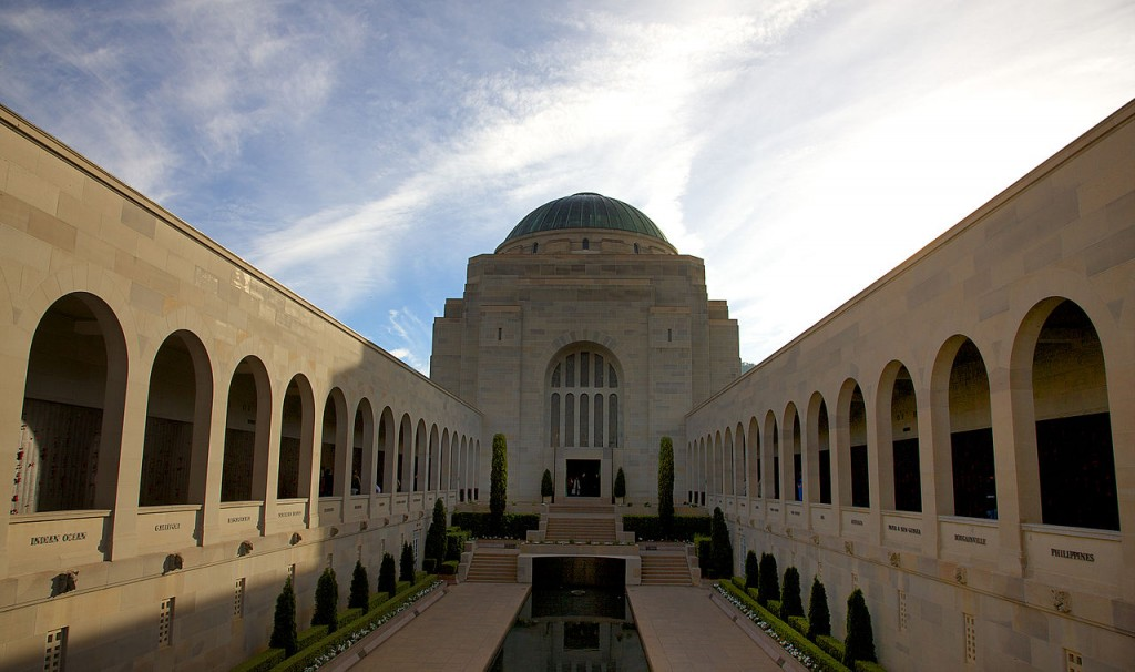 Australian War Memorial in Canberra | © Capital photographer / WikiCommons