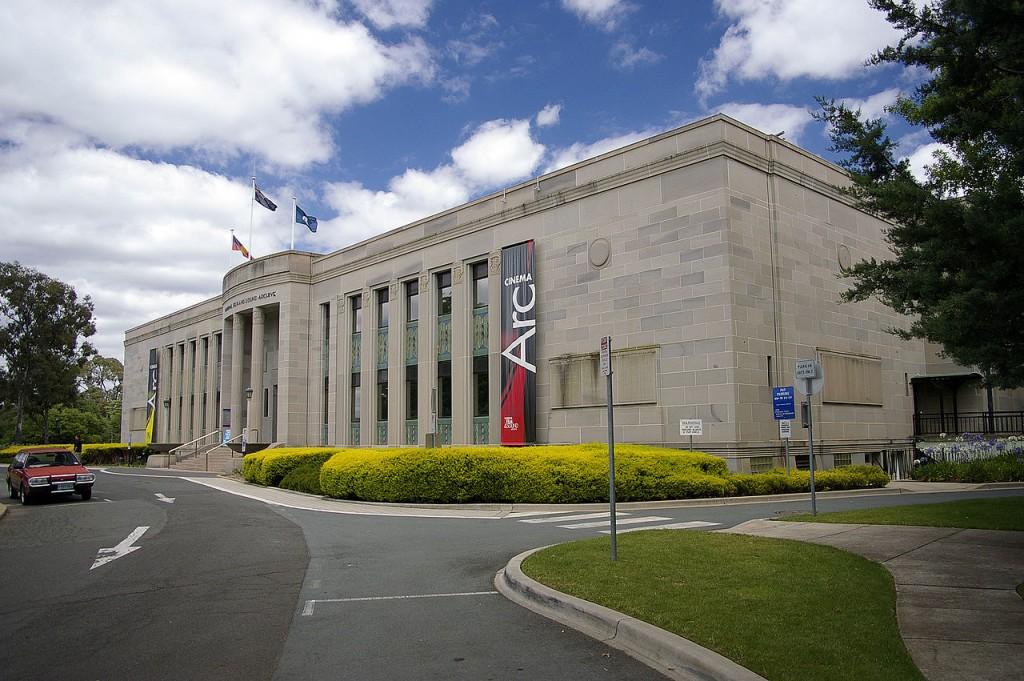 National Film & Sound Archive, Canberra | © Bidgee / WikiCommons