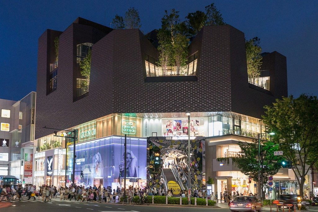 Tokyu Plaza in Omotesando (Harajuku), Tokyo | © Rs1421/WikiCommons