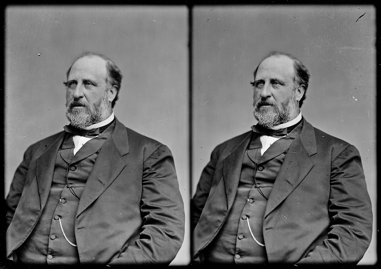 Boss Tweed / Mathew Brady / Wikicommons