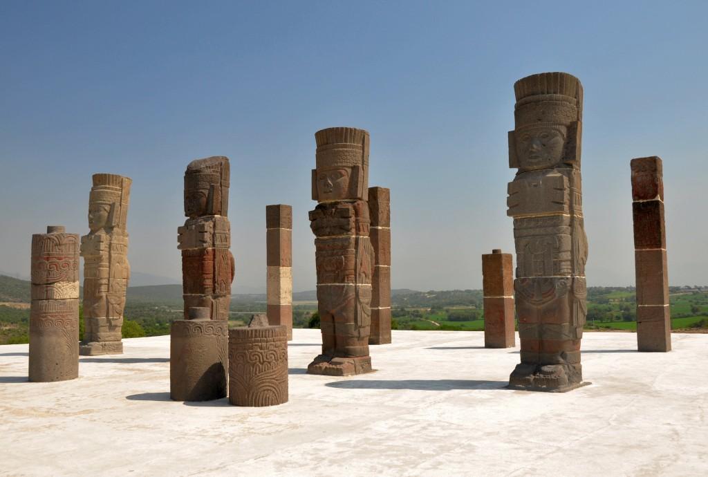 Tula de Allende   © Russ Bowling/Flickr