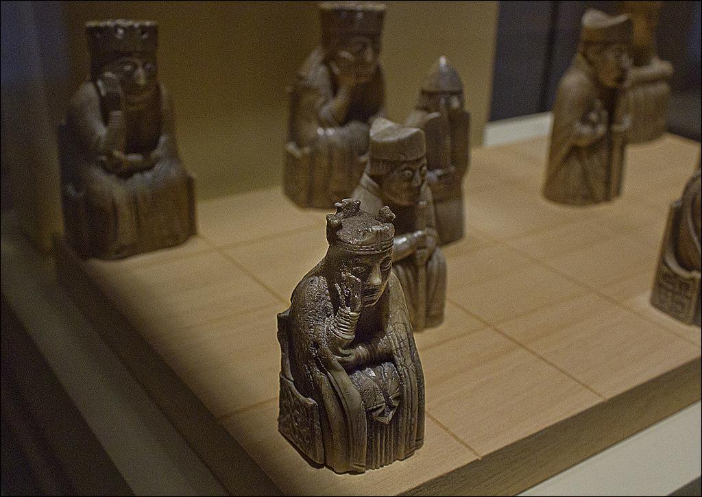 Lewis Chessmen | © dun_deagh/Flickr