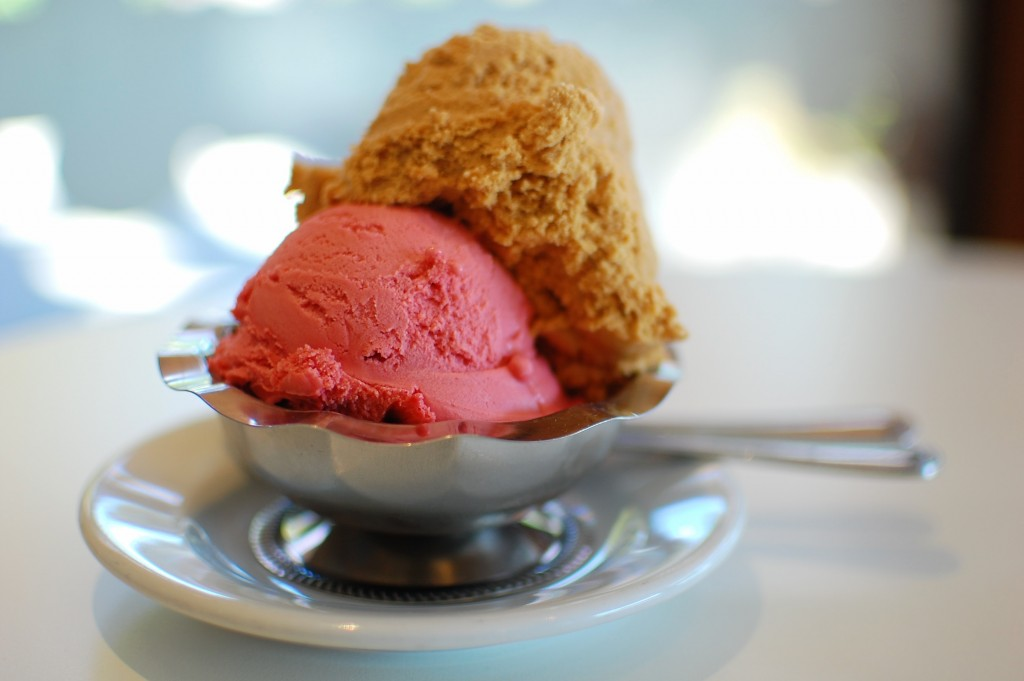Ice cream | © jen/Flickr