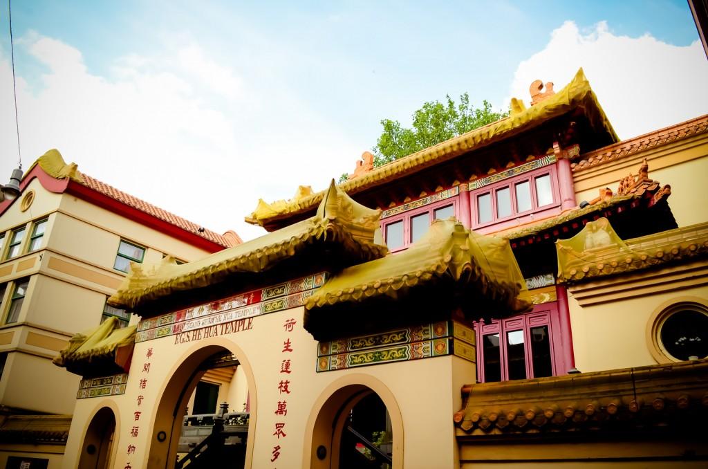 Buddhist Temple Fo Guang Shan | © Ashwin KC / Flikcr
