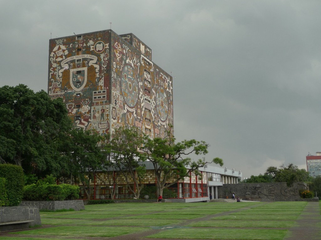 UNAM   © Mark Hogan/Flickr