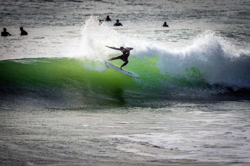 Arthur Bourbon in action | © Reef