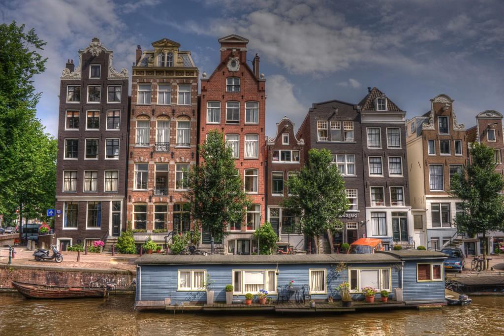 Restaurant Johannes is on Herengracht, a beautiful canal that passes through de Negen Straatjes   © Björn Groß / Flickr