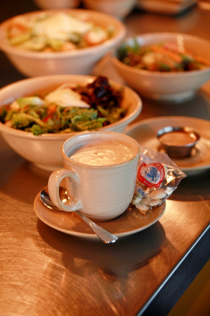 Cup of Legal Sea Foods' Chowder| ©Breville USA/Flickr