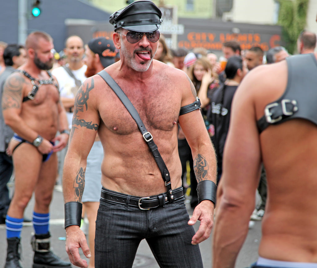 Gay club folsom street san francisco