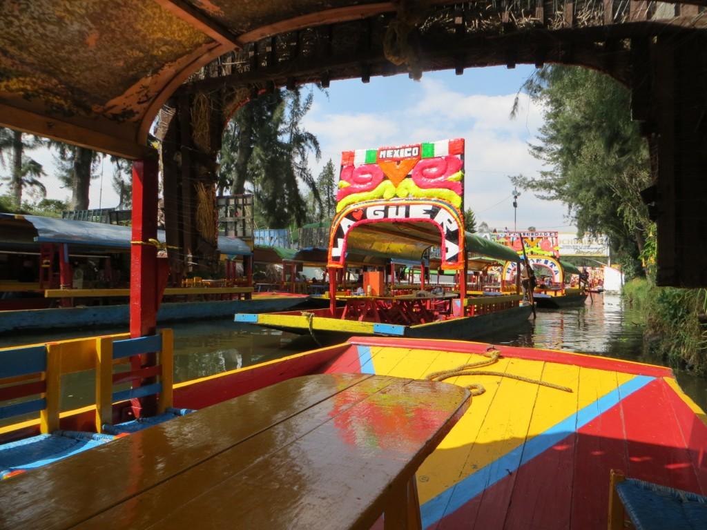 Xochimilco | © Jorge Andrade/Flickr