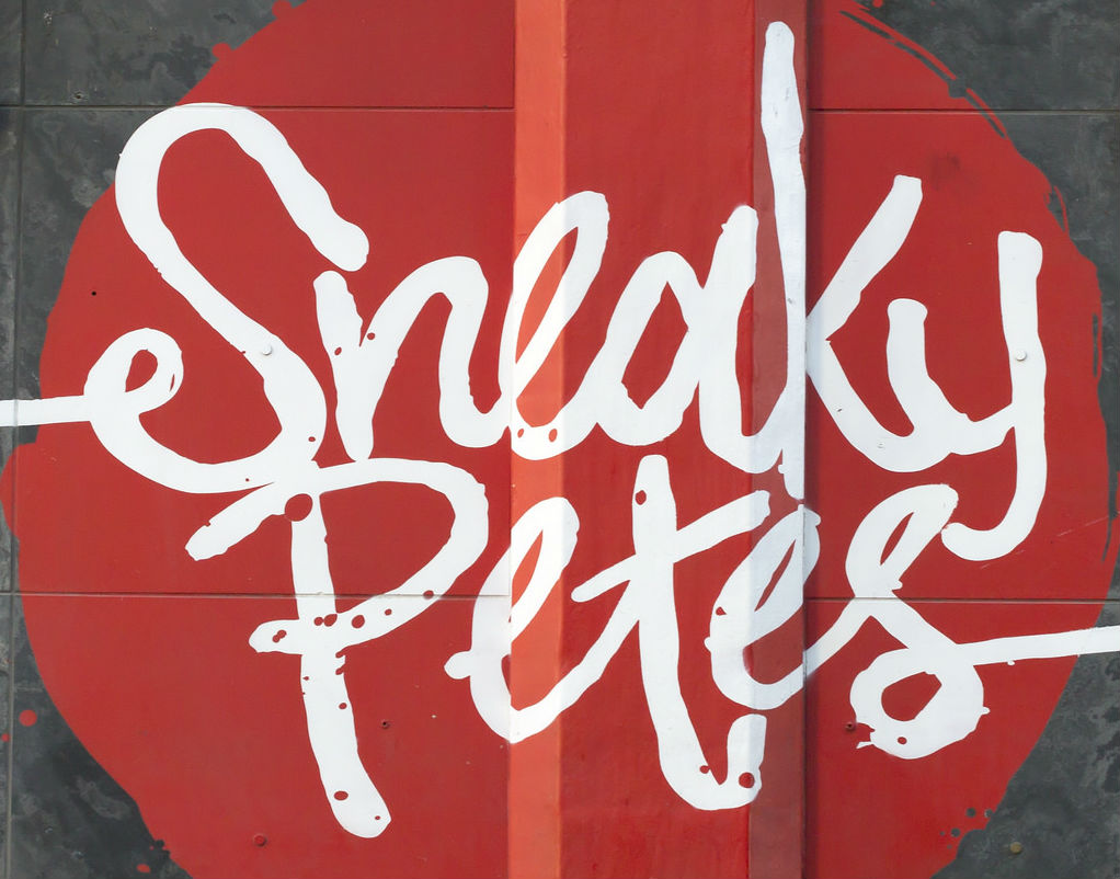 Sneaky Petes | © Mark Morgan/Flickr