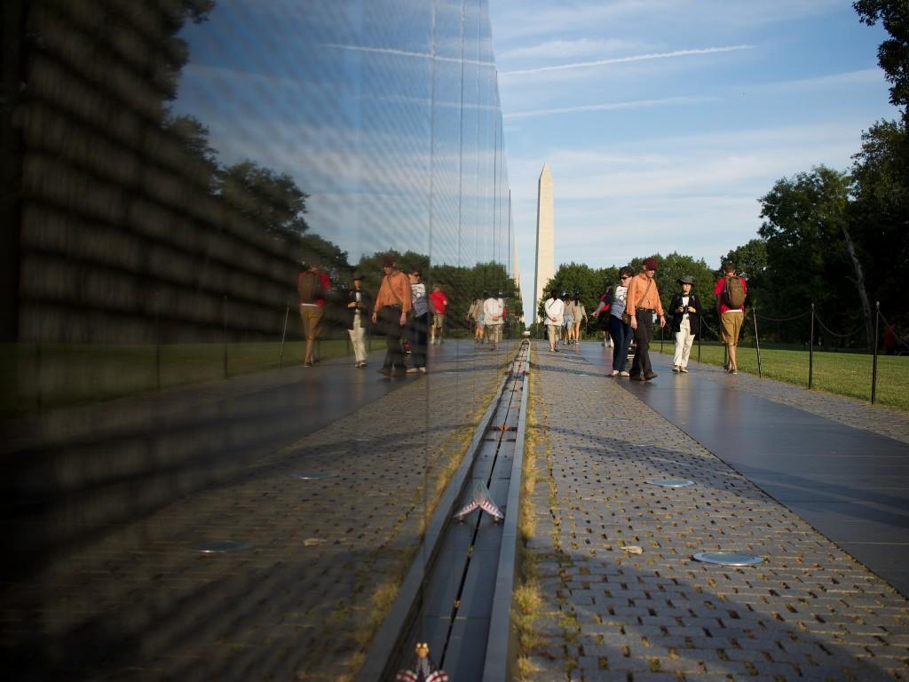 Vietnam Memorial Wall | © Austin Kirk/Flickr