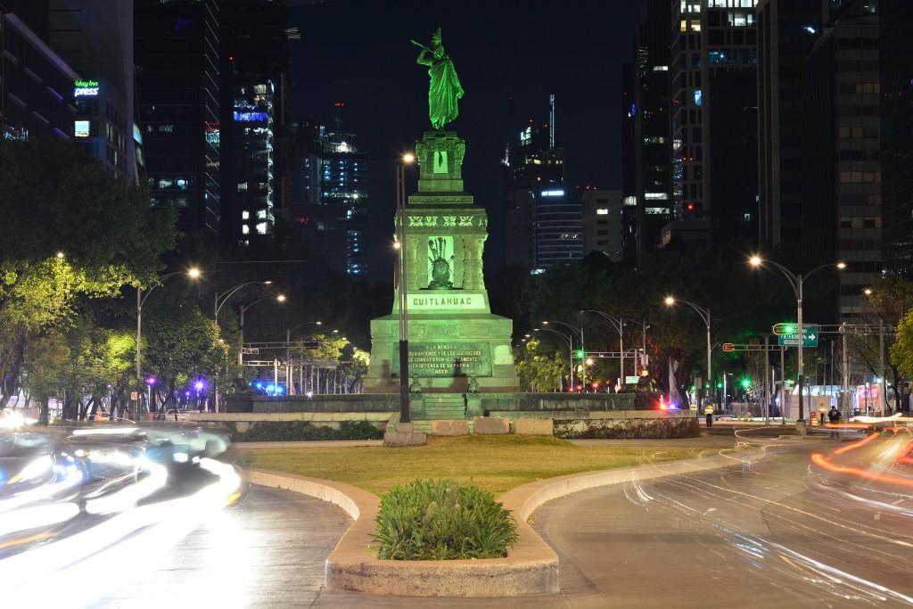 Monumento a Cuauhtémoc | © Marmened/Flickr