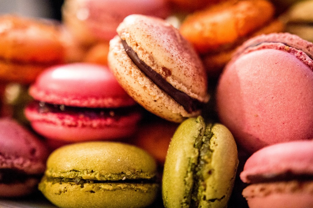 Macaroons |© Thierry Leclerc/Flickr