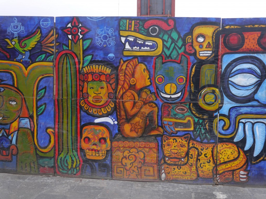 Mexico City murals | © Jay Galvin/Flickr