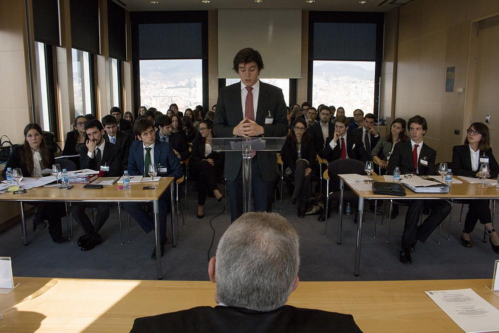 The ESADE Law School   © Cuatrecasas Gonçalves Pereira