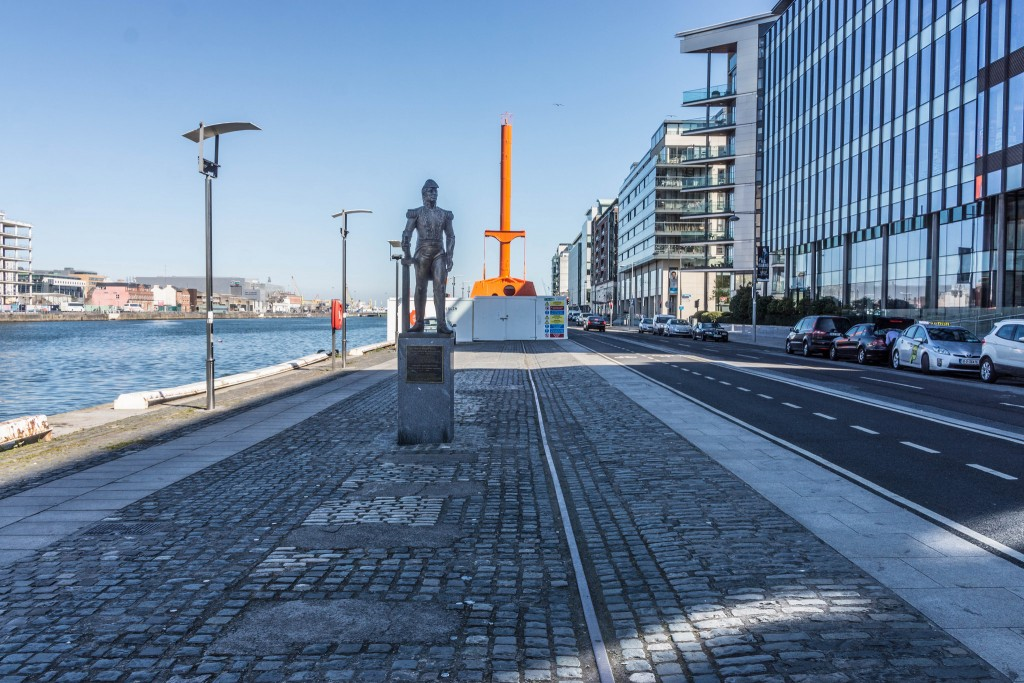 Dublin Port's 'Diving Bell'   © William Murphy/ Flickr