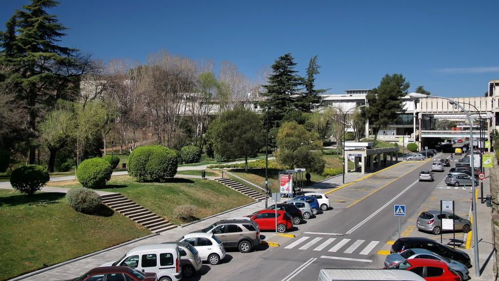 The UAB campus   © Jorge Franganillo