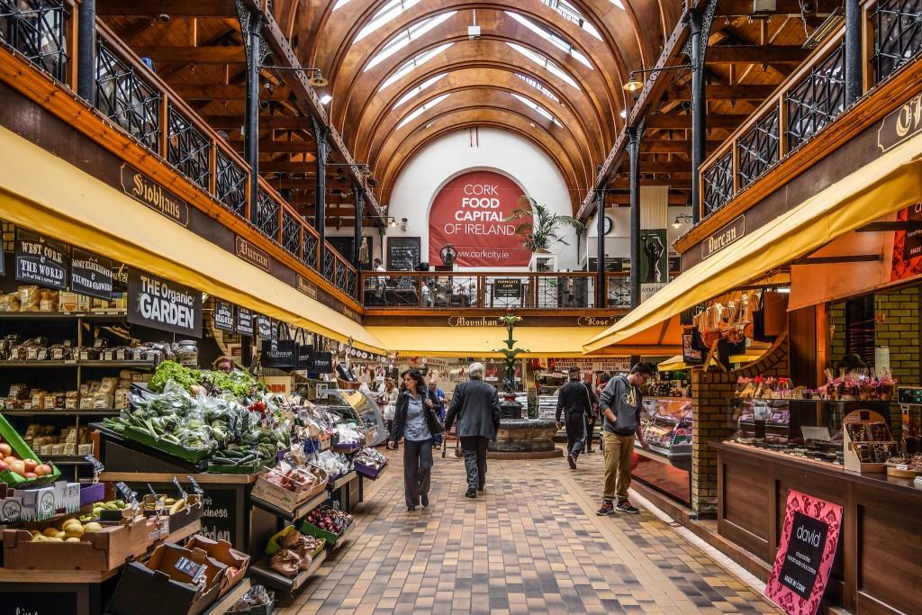 The English Market interior | © William Murphy/Flickr