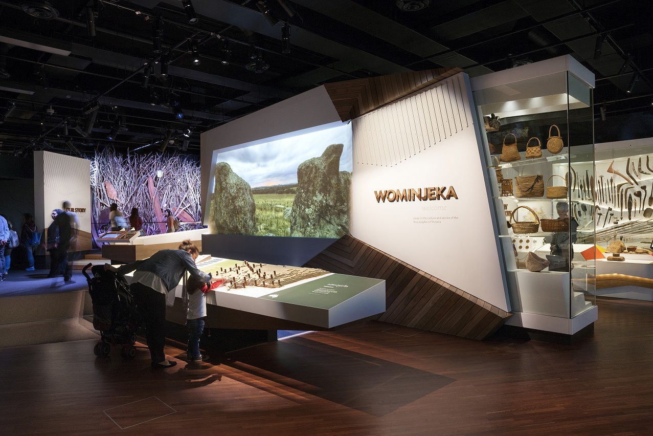 3d Exhibition Melbourne : Why you need to visit the bunjilaka aboriginal cultural centre