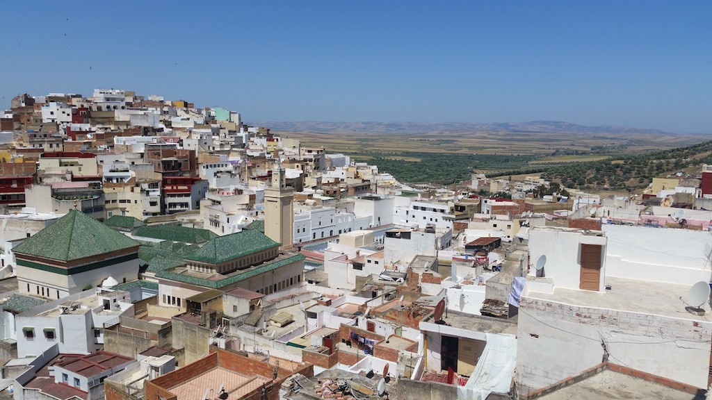 Moulay Idriss Morocco © Mandy Sinclair