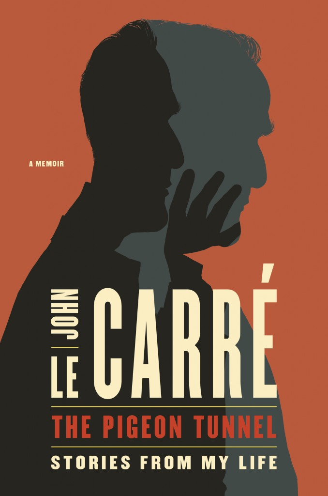 The Pigeon Tunnel: Stories from My Life by John le Carré, published by Penguin