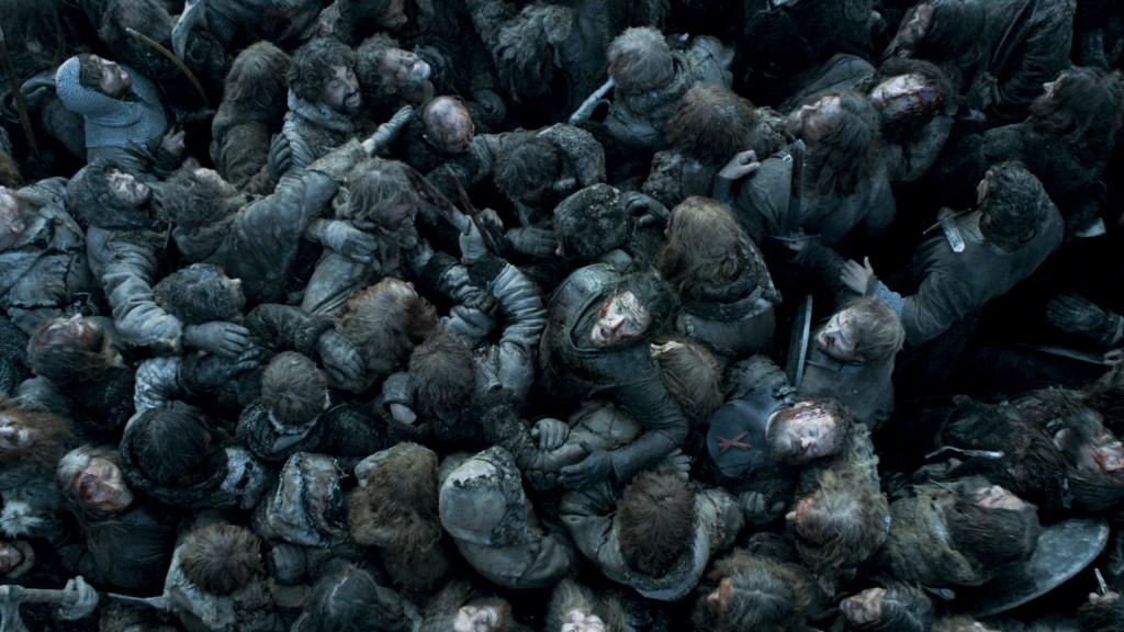 Kit Harington as Jon Snow | Courtesy HBO