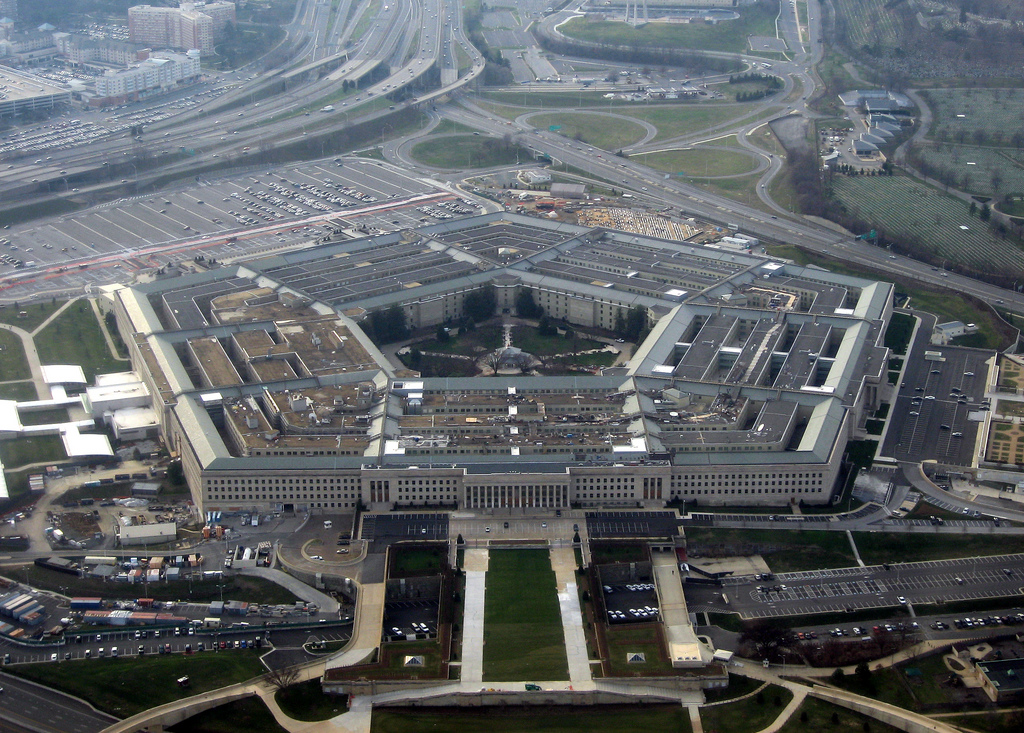 The Pentagon | © David Gleason/Flickr