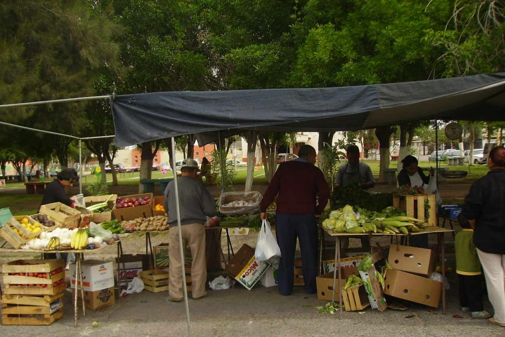 Food tianguis | © make noise not art/Flickr