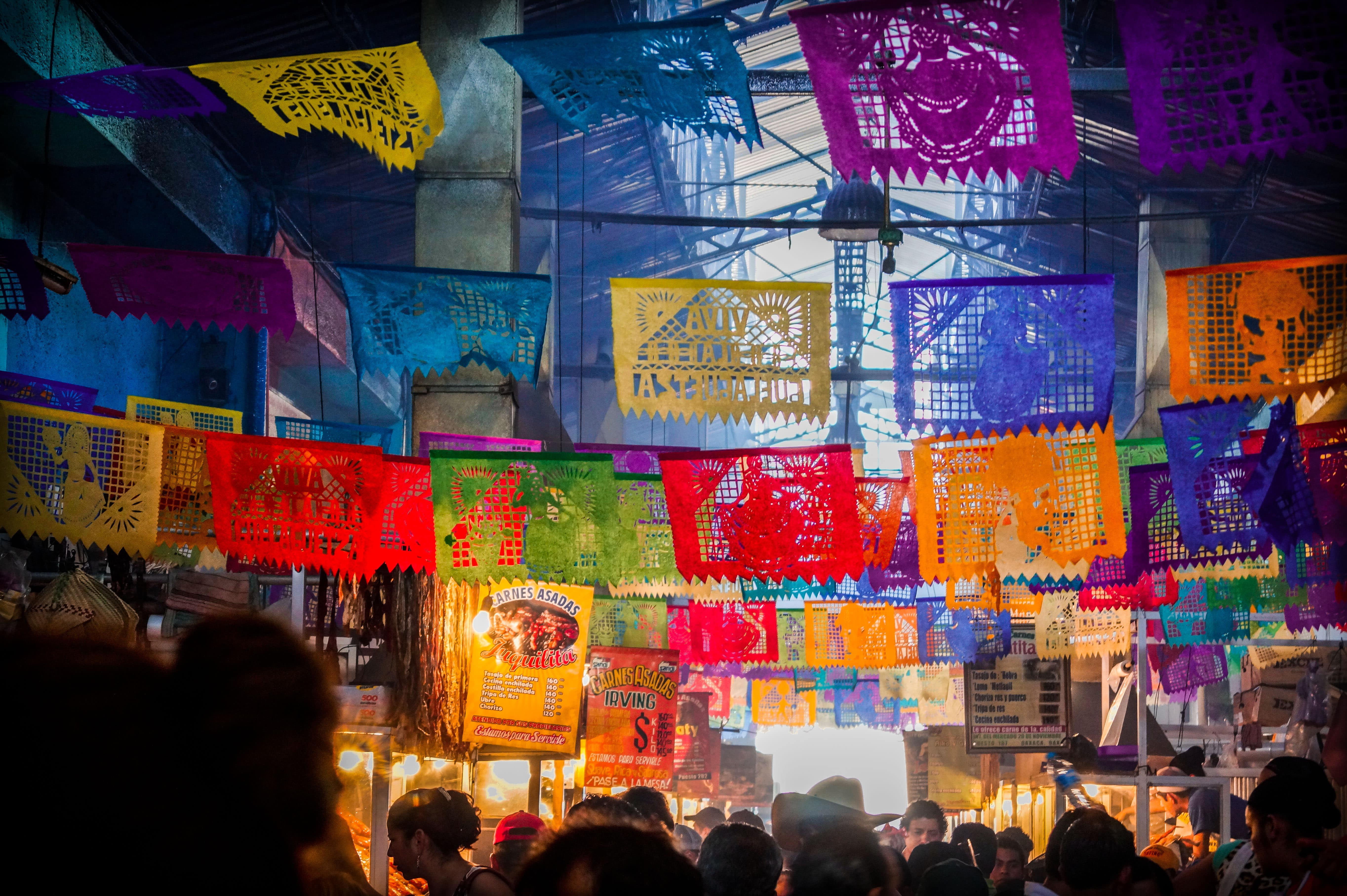 The best tianguis in mexico city for Mexican arts and crafts for sale