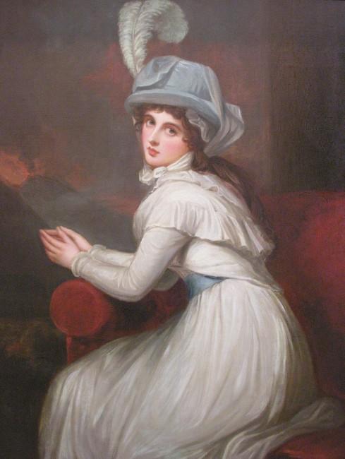 Lady Hamilton as Ambassadress © Ed Uthman/Flickr