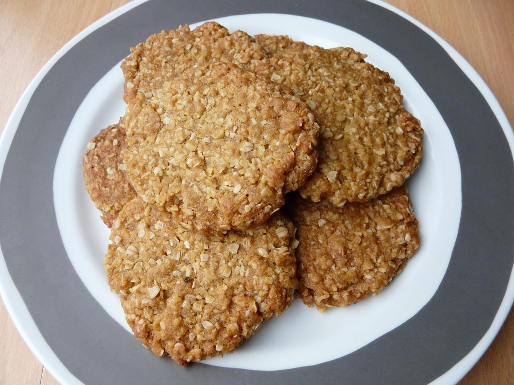 Anzac biscuits   © Tristan Ferne / Flickr