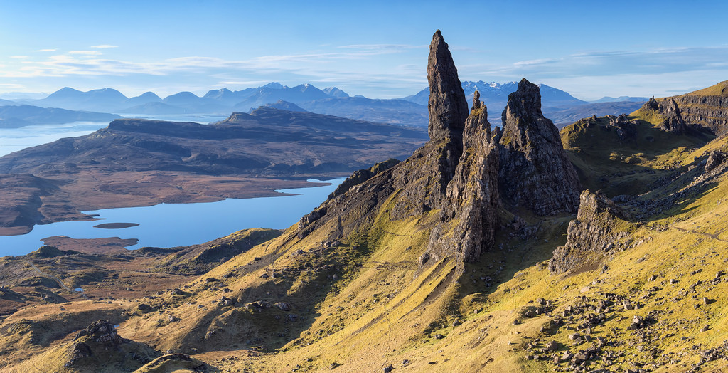 The Storr | © john mcsporran/Flickr