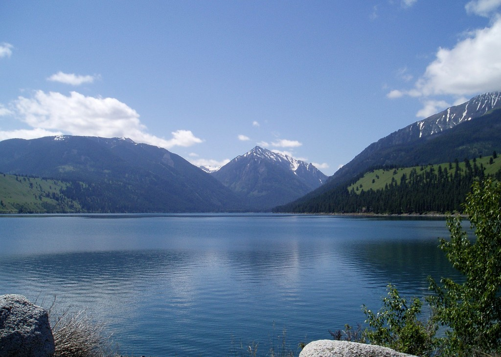 Wallowa Lake | Kurt Mohs, Oregon Department of Transport/Flickr